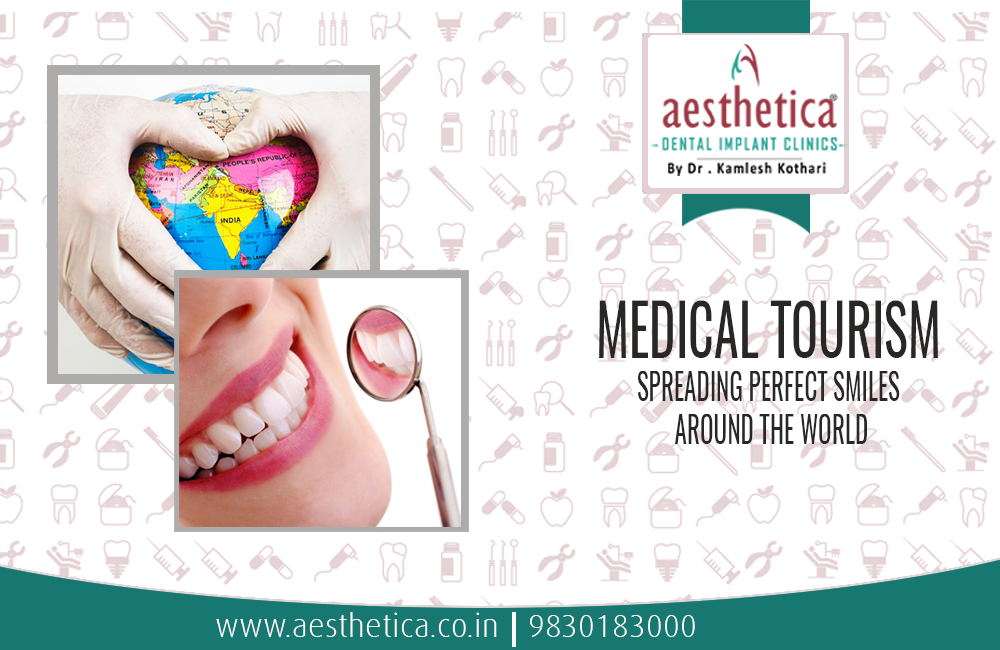 Consider Aesthetica in Kolkata for best dental treatments