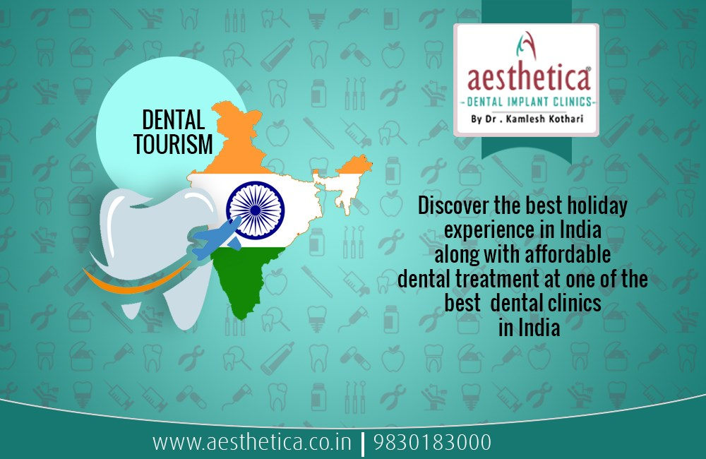 Dental Tourism facilities at the best dental clinic in Kolkata