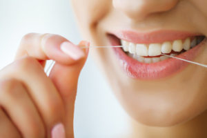 Why is flossing essential?