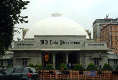 MP Birla Planetarium