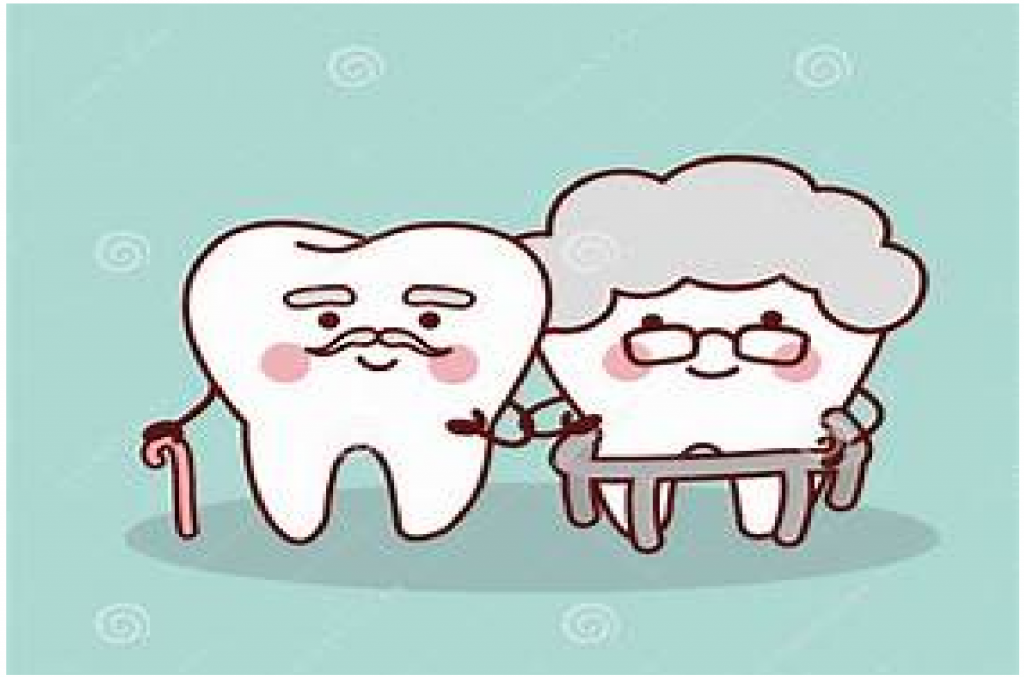 Dental Care while ageing is very important